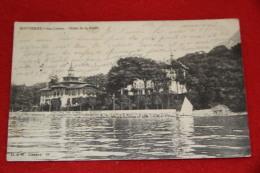 Valais Bouveret Le Casino Hotel De La Foret 1903 - VS Valais