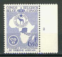 COB 337 **   (CB03) - 1947-60: Mint/hinged