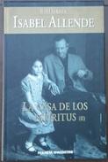 La Casa De Los Espíritus (2 Libros) - Isabel Allende - Novelas