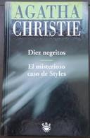 Diez Negritos / El Misterioso Caso Style     Agtha Crhistie - Books, Magazines, Comics