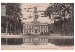 65 - TARBES . Le Jardin Massey . Le Muséum Et La Pièce D'Eau - Réf. N°4615 - - Tarbes
