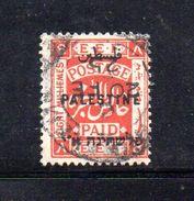 XP3531 - PALESTINA , 8 Mill Usato - Palestina