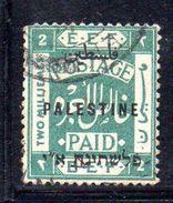 XP3532 - PALESTINA , 2 Mill Usato - Palestina