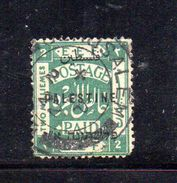 XP3534 - PALESTINA , 2 Mill Usato - Palestina