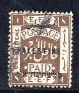 XP3539 - PALESTINA , 1 Mill Usato - Palestina