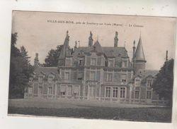 VILLE AUX BOIS - Près De Jonchery Sur Vesle - Le Chateau - France