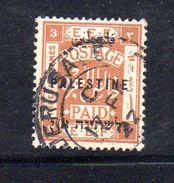 XP3547 - PALESTINA , 3 Mill  Usato - Palestina