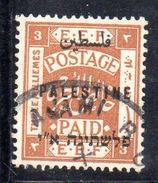 XP3549 - PALESTINA , 3 Mill Usato - Palestina