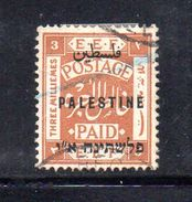 XP3551 - PALESTINA , 3 Mill Usato - Palestina