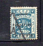 XP3554 - PALESTINA , 3 Mill Verde Azz Usato - Palestina