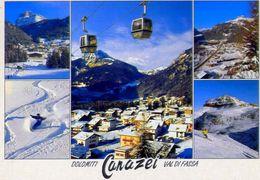 Canazei - Val Di Fassa - Formato Grande Viaggiata – Ar - Italia
