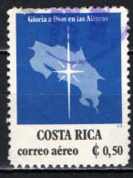 COSTARICA - 1978 - LAS ALTURAS - USATO - Costa Rica