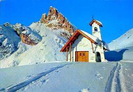 Cortina D'ambezzo - Passo Falzaregop - Sasso Di Stria - Formato Grande Viaggiata – Ar - Italia