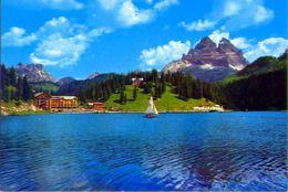 Lago Di Misurina - 3226 - Formato Grande Non Viaggiata – Ar - Italia