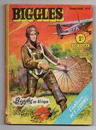 Biggles N°14 Biggles En Afrique - Toute La Vérité De 1966 - Biggles