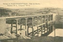 Barrage De WELK-ROBERTVILLE - Pont De Haelen - Weismes