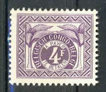 COB Tx83  **   (CB20) - Congo Belge
