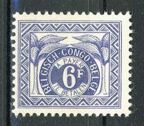COB Tx84  *   (CB21) - Congo Belge