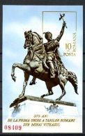 Romania, 1975, Statue Michael The Brave, MNH, Michel Block 126 - Romania