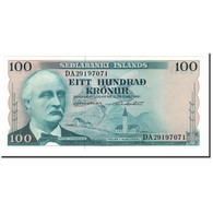 Iceland, 100 Kronur, L.1961, KM:44a, 1961-03-29, NEUF - IJsland