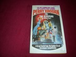 PERRY RHODAN  °°  No 79   ° THE SLEEPERS - Books, Magazines, Comics