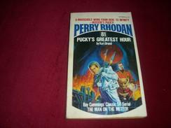 PERRY RHODAN  °°  No 81 °  PUCKY'S GREATEST HOUR - Books, Magazines, Comics