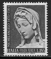 Italy, Scott # C137 MNH Madonna, 1964 - 1946-.. Republiek