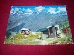 RESTAURANT STATION SPIELBODEN   2450m  LE 28  08 1977 - Switzerland