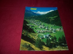SAAS GRUND 1559m Egginer Allalinhorn Alphubel  Le 18 06 1986 - Switzerland