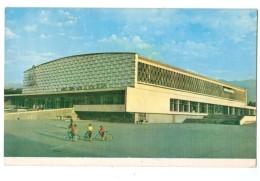 18651  Cpa   ALMA ALTA  Palace Of Sports , 1972 ,  ACHAT DIRECT !! - Kazakhstan
