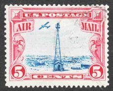 United States - Scott #C11 Used - Air Mail