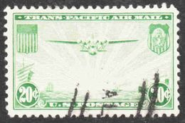 United States - Scott #C21 Used - Air Mail