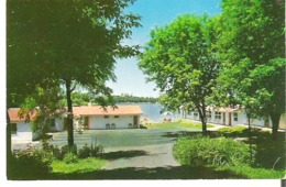 Business Card Swan's Motel, Alexandria Bay, New York On The St. Lawrence River   1000 Islands - Other