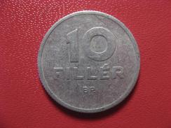 Hongrie - 10 Filler 1965 3415 - Hungary