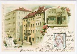 Gemany Deutschland 1997 Clara Schumann, Composer Pianist Music Musique Musik (reproduction) - Allemagne