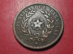 Paraguay - 2 Centavos 1870 3658 - Paraguay