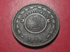 Paraguay - 2 Centavos 1870 3662 - Paraguay