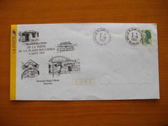 Réunion : Lettre Illustrée De 1995 « Inauguration De La Poste De La Plaine Des Cafres » - Réunion (1852-1975)
