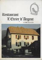 CORCELLE RESTAURANT L' ETRIER D' ARGENT - Picture Cards