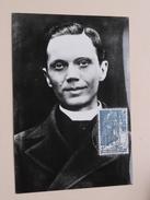 Priester E.J.M. POPPE (1890-1924) Afstempeling 1924 - 1974 ( Voir Photo ) - Moerbeke-Waas