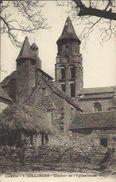 4227 CPA Collonges - Clocher De L'Eglise - Autres Communes