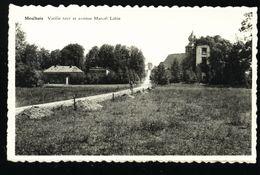 Moulbaix. ( Ath ).  Vieille Tour Et Avenue Marcel Labie. **** - Ath