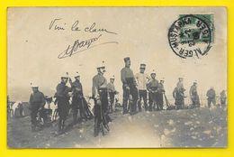 ALGER MUSTAPHA Carte Photo De Soldats 1909 () Algérie - Alger