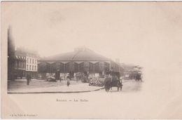 NORD - ROUBAIX - Les Halles ( - Carte Pionnière ,n'a Pas Circulé ) - Roubaix