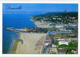 FRANCIA  CALVADOS  DEAUVILLE  Le Front De Mer - Deauville