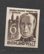 Rheinland-Pfalz,17 U,xx (5290) - Französische Zone