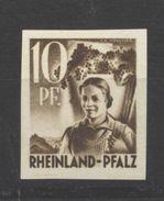 Rheinland-Pfalz,19 U,xx (5290) - Französische Zone