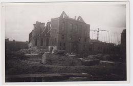 ( Photo 13 Cm X 9 Cm )Saint-Malo. Chapelle De L'Hôpital. Reconstruction En 1948 - Saint Malo