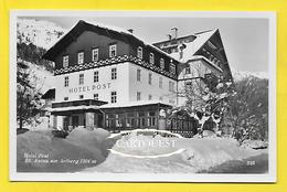 CPSM St ANTON Am Arlberg HOTEL POST - St. Anton Am Arlberg