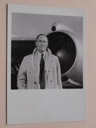 HENRI FONDA 7 Décembre 1961 ( STAR 129 ) AIR FRANCE Distribution VU ( Details Zie Foto's ) ! - Entertainers